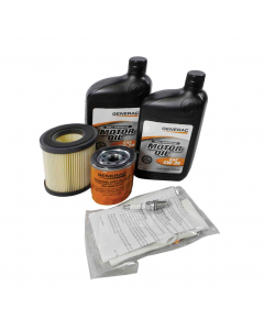 Generac Maintenance Kit for 8kW / 9kW Home Standby Generator  0J57640SSM