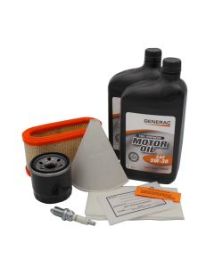 7kw Core Power Maintenance Kit (432cc Engine) w/5W30 Synthetic Oil