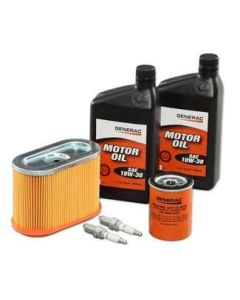 Portable Gernerator Maintenance Kit for 12.5kW-17.5kW with 10W-30 oil  0J795700SM