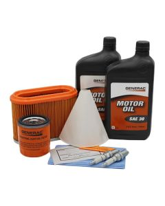 Generac Maintenance Kit for 12.5kW - 17.5kW Portable Generators  0J79570SRV