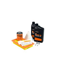 Generac Maintenance Kit with SAE 10W-30 Oil for 14kW – 17kW Air-Cooled Generators 0J932200SM