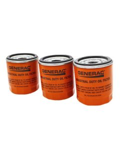 Generac 75mm Oil Filter 3 Pk  0K07020SRV