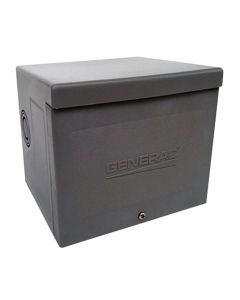Generac 30amp 125V / 250V Raintight Power Inlet Box  6337