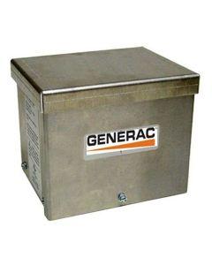 30 amp 125/250V Raintight Aluminum Power Inlet Box