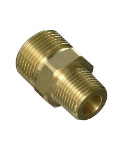 "Male Metric x 3/8"" MPT Adapter"